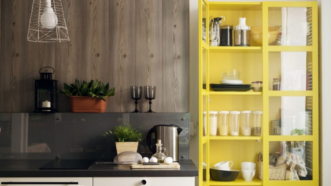 Maximiser l'espace dans une petite cuisine