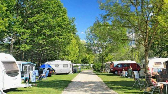 Choisissez votre prochaine destination camping