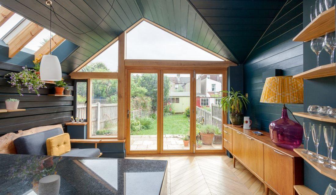 Extension en ossature bois ou en béton pour la maison
