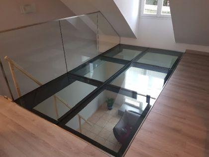 plancher en verre